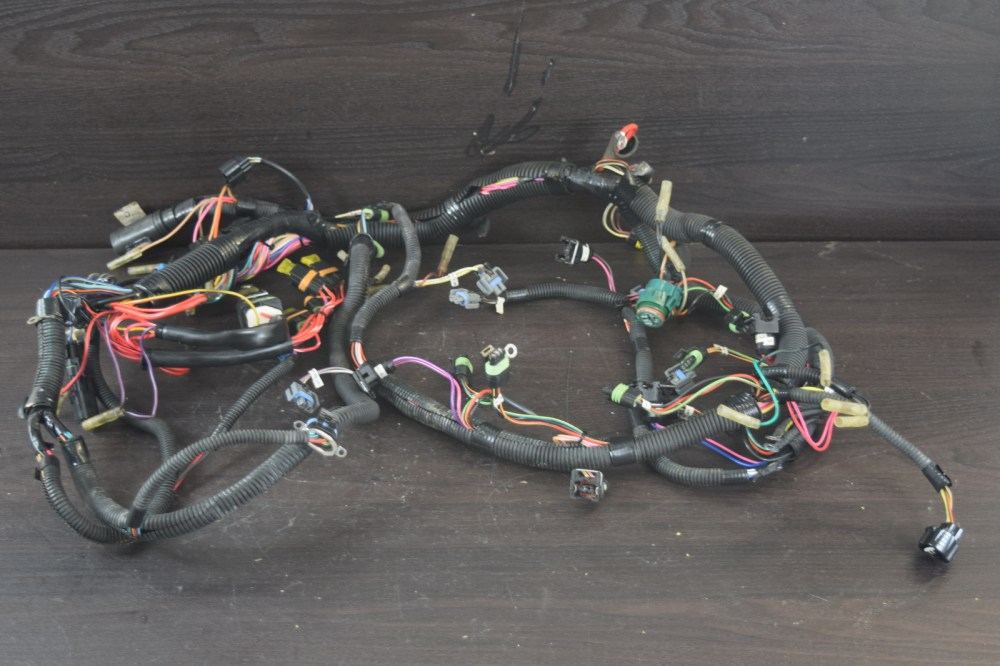 medium resolution of 1998 mercury mariner wiring harness assembly 850385a2 200 225hp dfi v6 3 0l southcentral outboards