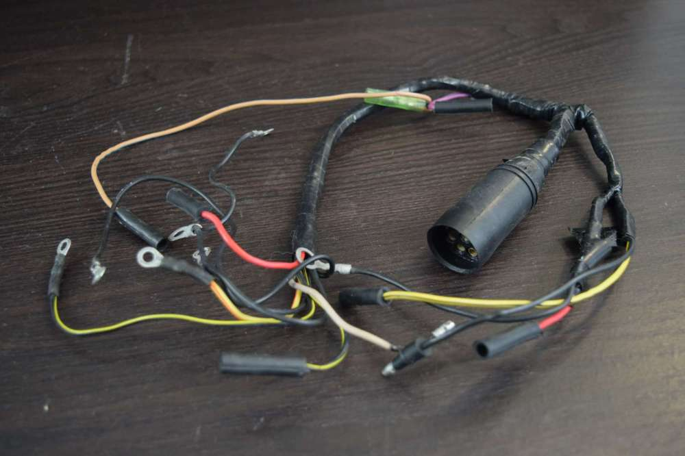 medium resolution of 1989 1997 mercury mariner wiring harness 18672a2 30 jet 40 hp inline 4 southcentral outboards