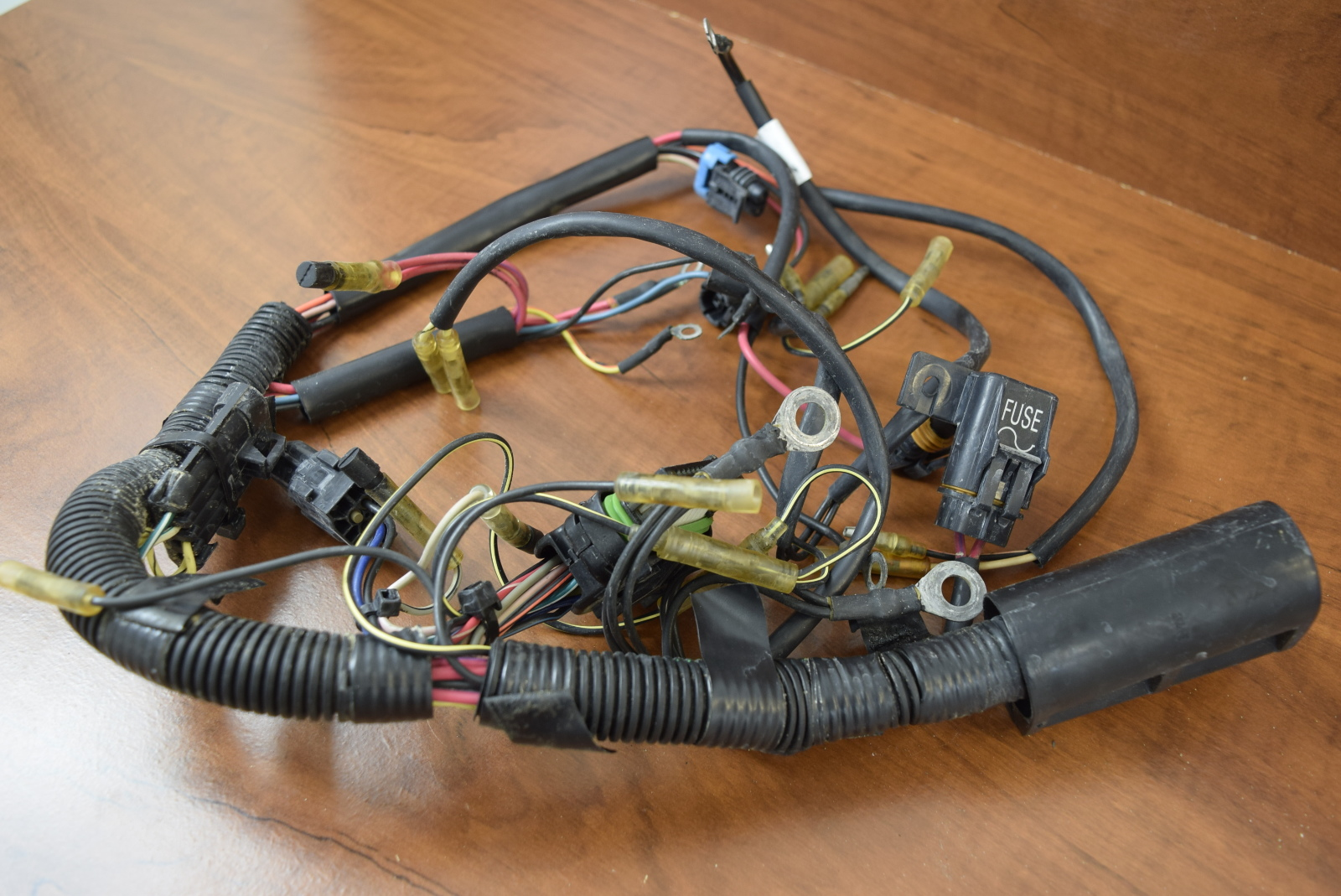 hight resolution of  1999 2006 mercury mariner engine wiring harness 859202t2 25 hp 4 stroke