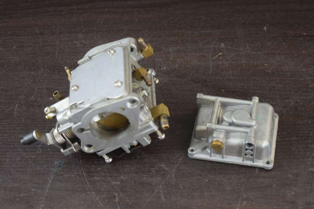 medium resolution of 2001 mercury mariner carburetor c 68c00 0h03 90 hp 4 stroke inline 4