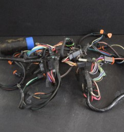 1998 1999 johnson evinrude motor cable engine harness 586266 90 115 hp v4 southcentral outboards [ 1600 x 1067 Pixel ]