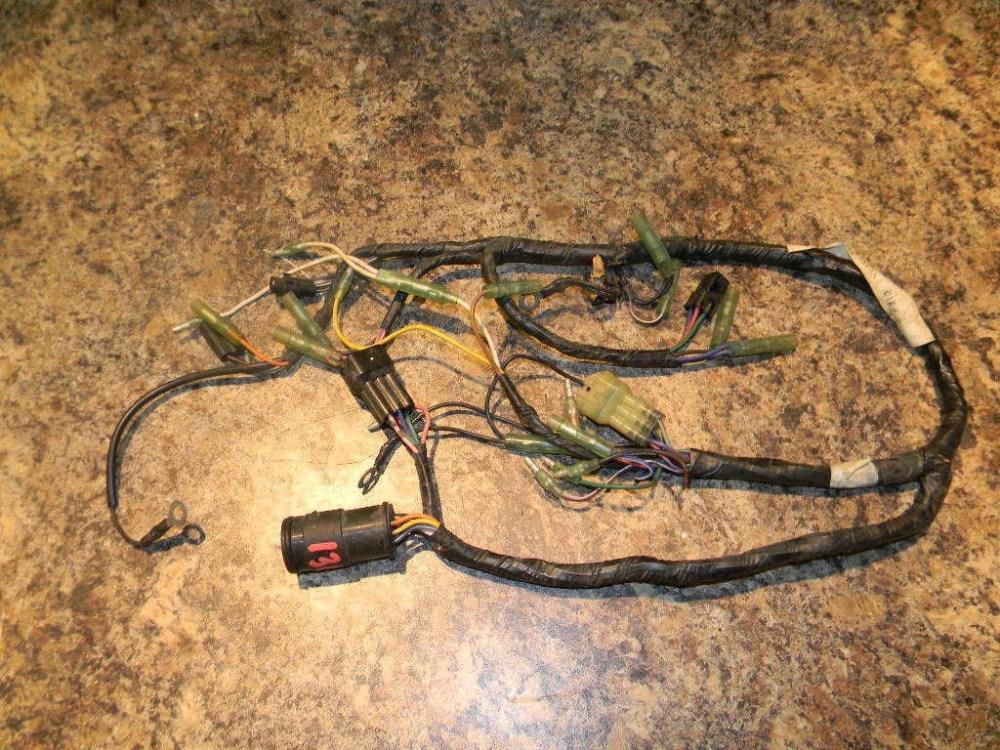 medium resolution of 1988 200 suzuki wiring harness assembly 36610 95d80 36610 95d82 dt 25 30