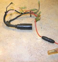 1982 1985 1989 yamaha mariner wiring harness 95412m 97690m 40 hp yamaha 150 outboard oil tank yamaha wiring harness 40 [ 1024 x 768 Pixel ]