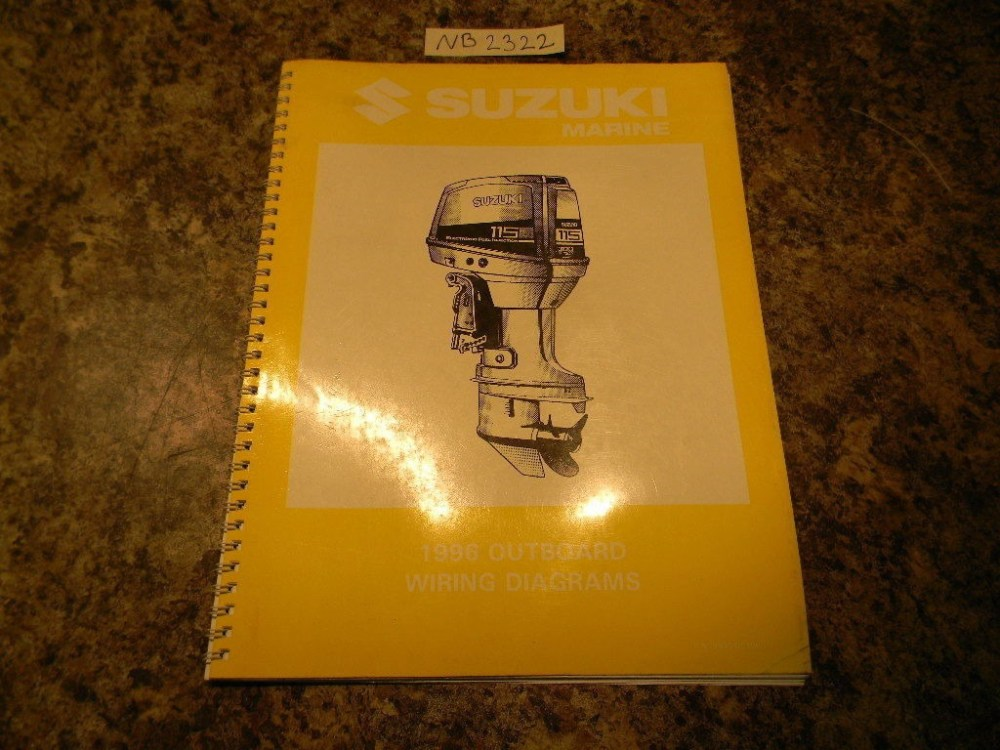 medium resolution of 1996 suzuki marine outboard wiring diagrams 99954 53960 southcentral outboards