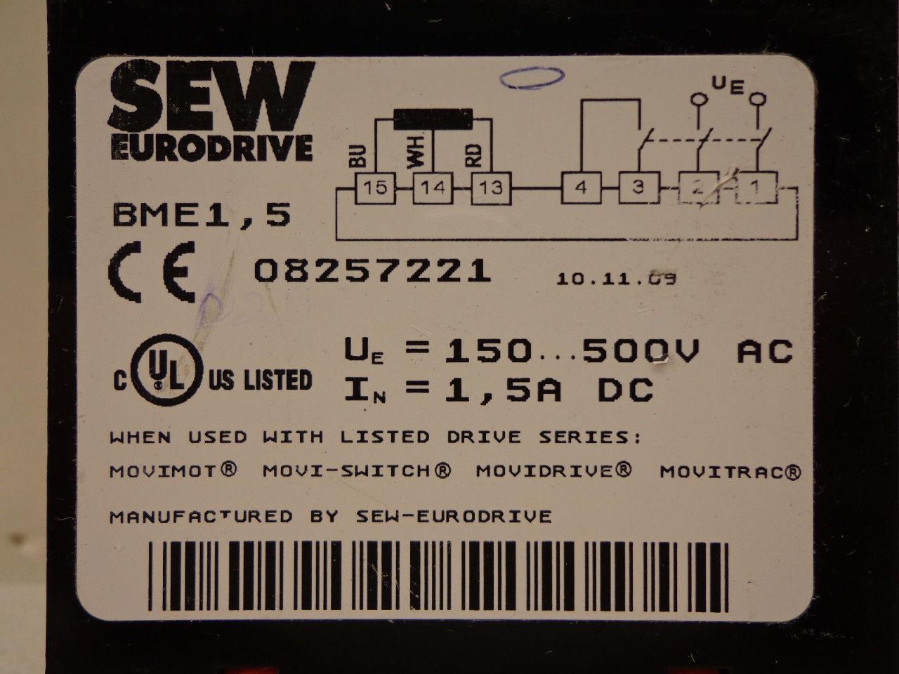 sew eurodrive wiring diagram 12 lead wire data schema u2022 rh kiymik co sew eurodrive motor brake wiring diagram sew motor brake wiring diagram