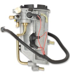 1994 1998 7 3l ford power stroke fuel filter housing assembly alliant power  [ 960 x 960 Pixel ]