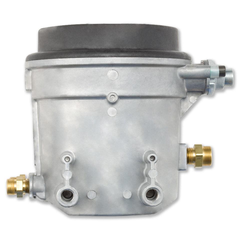 medium resolution of  1998 5 2003 7 3l ford power stroke fuel filter housing assembly alliant power