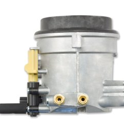 1998 5 2003 7 3l ford power stroke fuel filter housing assembly alliant power  [ 960 x 960 Pixel ]