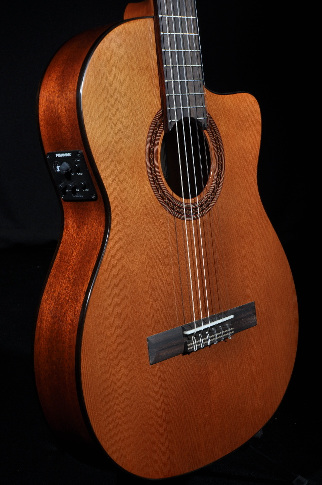 Cordoba C5 Cet Thin Body Acoustic Electric Guitar New Streetsoundsnyc