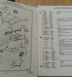 bobcat 753 753g skid steer parts manual book 6900984  [ 1600 x 1200 Pixel ]
