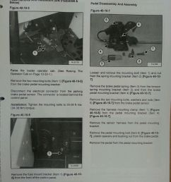 bobcat skid steer 753g 753 service manual book 6900976  [ 900 x 1200 Pixel ]