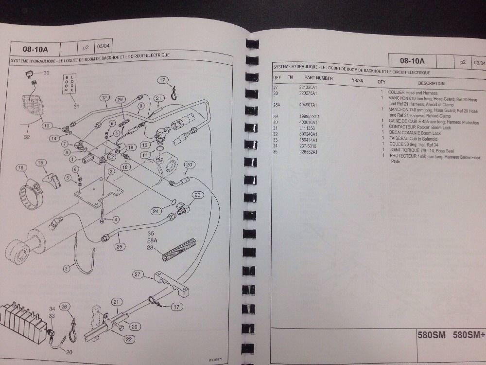 Case 580l Wiring Diagram   mwb-online co