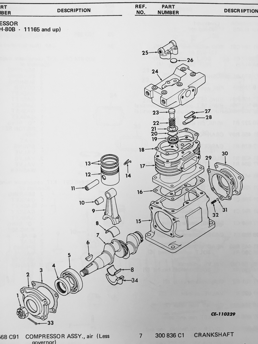 hight resolution of international engine parts diagram schematic diagrams rh ogmconsulting co dt466 engine parts diagram 2001 international dt466e