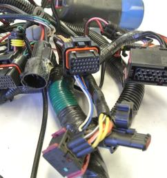 0586991 motor cable engine harness for evinrude johnson outboard 0586769 [ 1600 x 1071 Pixel ]