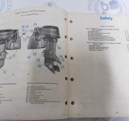 507624 1987 omc sea drive marine engine service manual 1 8 2 7 3 6l [ 1600 x 1200 Pixel ]