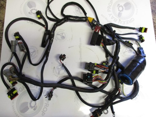 small resolution of 0586764 evinrude johnson 75 90 hp outboard engine wire harness