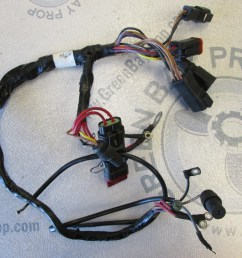 0586020 evinrude johnson 40 50 55 hp outboard motor cable engine wire harness [ 1600 x 1200 Pixel ]