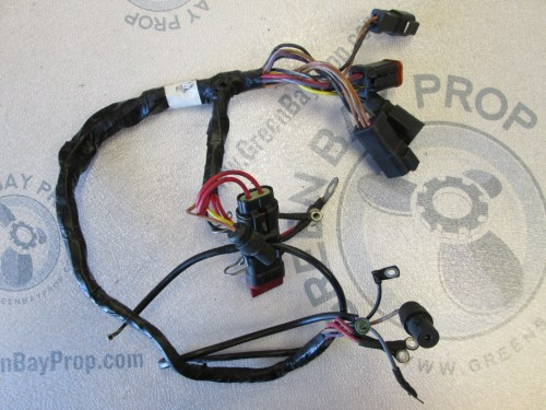 small resolution of 0586020 evinrude johnson 40 50 55 hp outboard motor cable engine wire harness