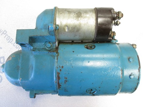 small resolution of 0384198 3858463 omc stringer gm chevy 6 cyl stern drive motor starter