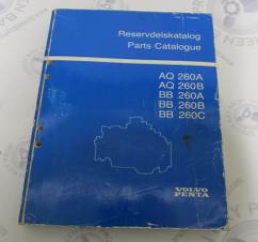 7744020 4 volvo penta stern drive parts catalog aq260a b bb260a b b green bay propeller marine llc [ 1600 x 1200 Pixel ]