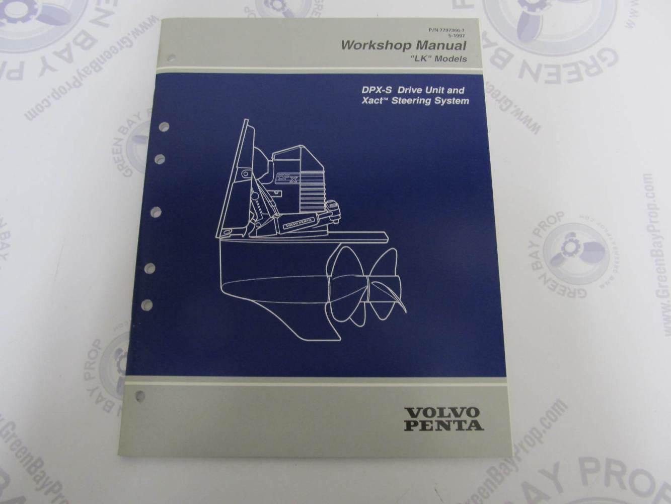 medium resolution of volvo penta sterndrive manual