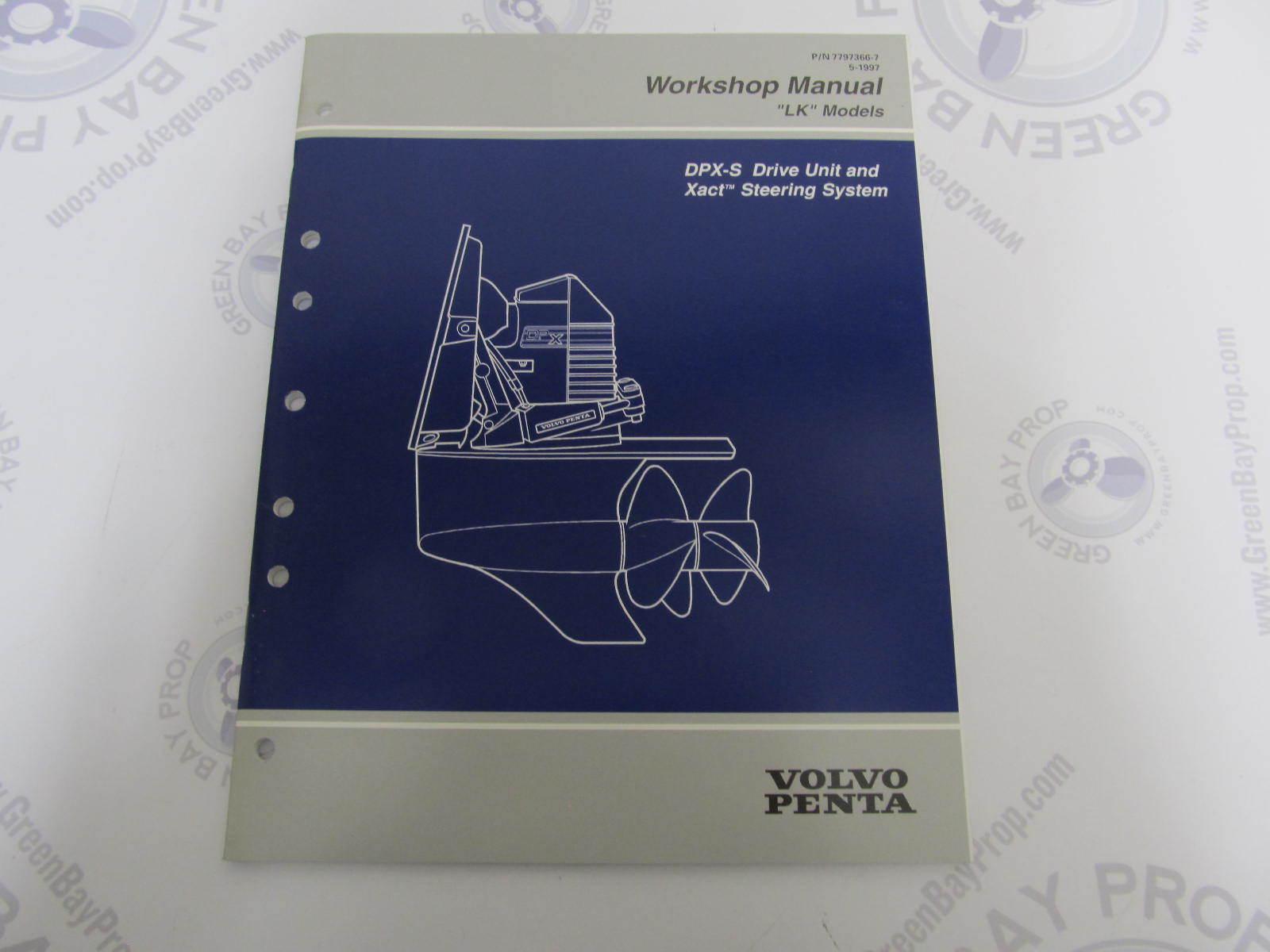 hight resolution of volvo penta sterndrive manual