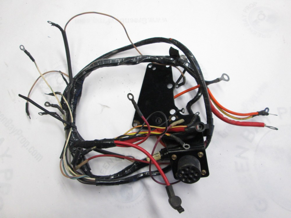 medium resolution of 84 99510a9 engine wire harness for mercruiser 4 3 v6 stern drive84 99510a9 engine wire harness