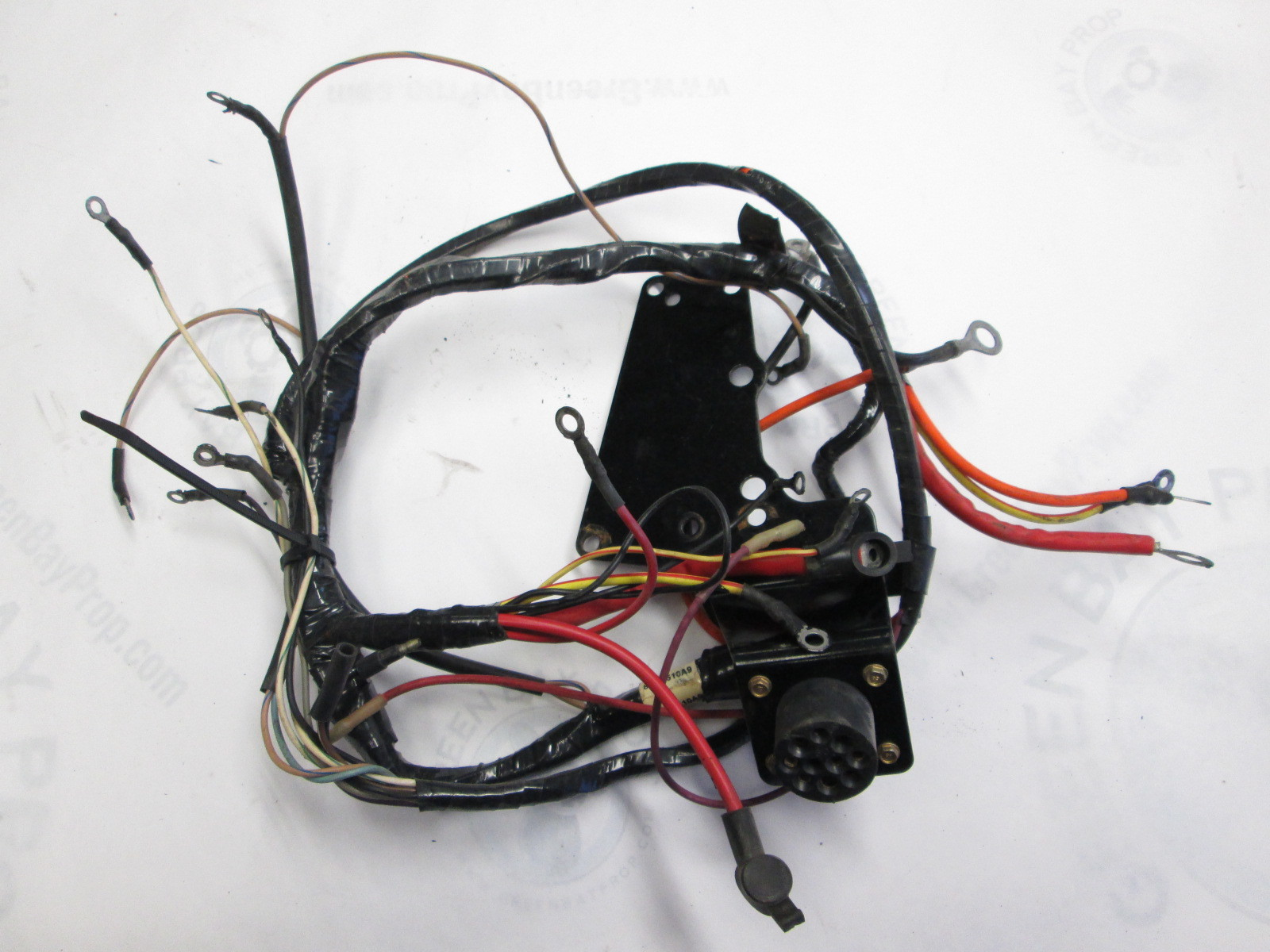hight resolution of 84 99510a9 engine wire harness for mercruiser 4 3 v6 stern drive84 99510a9 engine wire harness