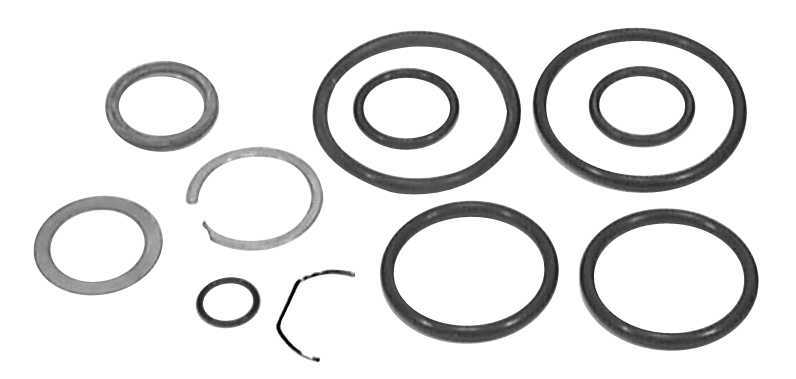 25-87400A2 Trim Cylinder Seal Kit Mercruiser Bravo/Alpha