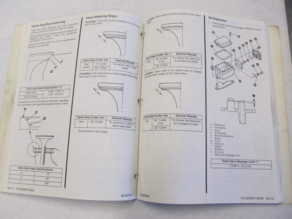 medium resolution of  1994 mercury mariner outboard service manual 8 9 9 hp 4 stroke