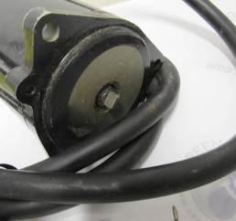 0984356 984356 omc cobra trim tilt hydraulic pump motor 3 wire 2 3l 7 5l [ 1600 x 1200 Pixel ]