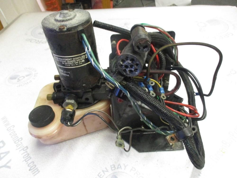 medium resolution of f722541 force l drive 90 120 hp trim tilt pump wire harness