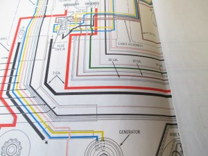 1965 Evinrude & Johnson Outboard Wiring Diagrams 4090 Hp