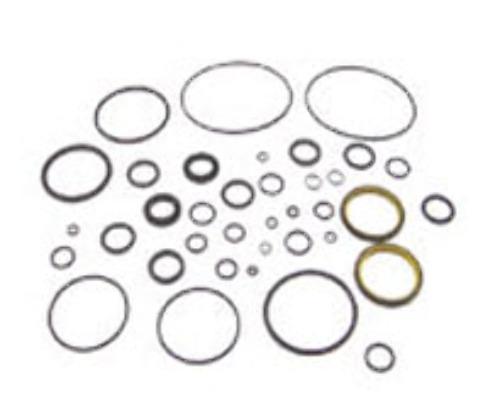 393942 0393942 OMC Trim Tilt O-Ring Kit Evinrude Johnson