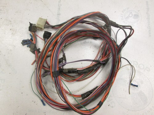 small resolution of bayliner wiring harness wiring diagram schematics alumacraft wiring harness bayliner wiring harness