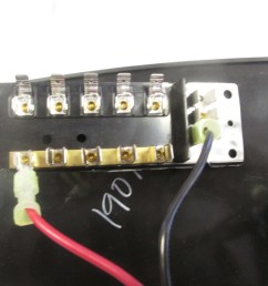 custom boat accessory dash switch panel with fuse block gold gray  [ 1600 x 1200 Pixel ]