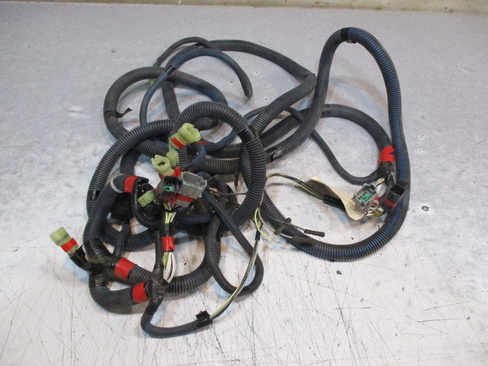 hight resolution of 36552 zw7 220ah honda marine boat engine to dash wire harness red green bay propeller marine llc