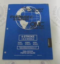 0438989 omc evinrude johnson 5 6 hp 4 stroke outboard parts catalog 1998 green bay propeller marine llc [ 1600 x 1200 Pixel ]