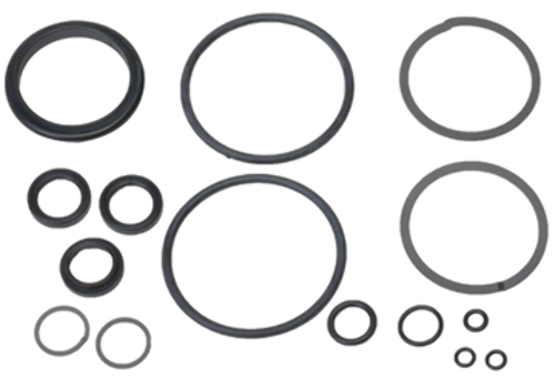 DETWILER JACK PLATE REPLACEMENT PART-Seal Kit, Integrated