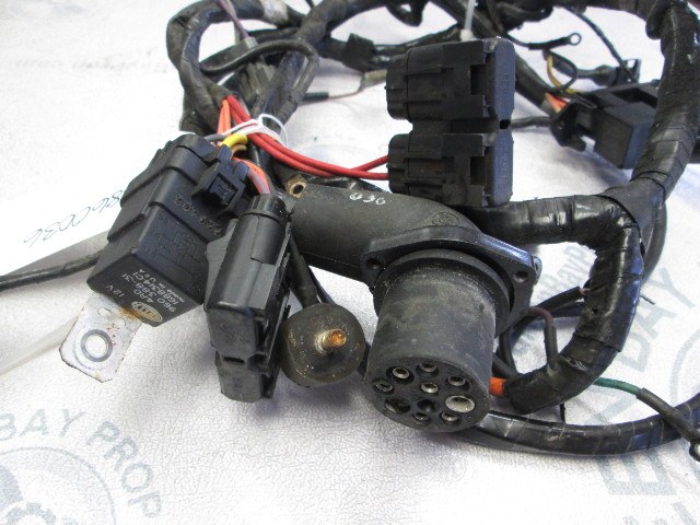 medium resolution of 3860036 volvo penta sx omc cobra 4 3 v6 stern drive engine wiring harness
