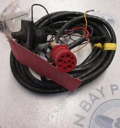 174960 omc sea drive evinrude johnson 20 ft single engine wiring kit [ 1600 x 1200 Pixel ]