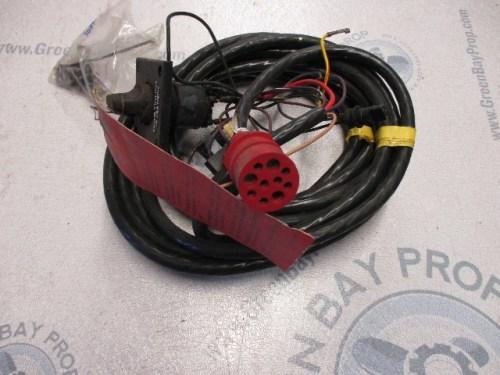 small resolution of 174960 omc sea drive evinrude johnson 20 ft single engine wiring kit