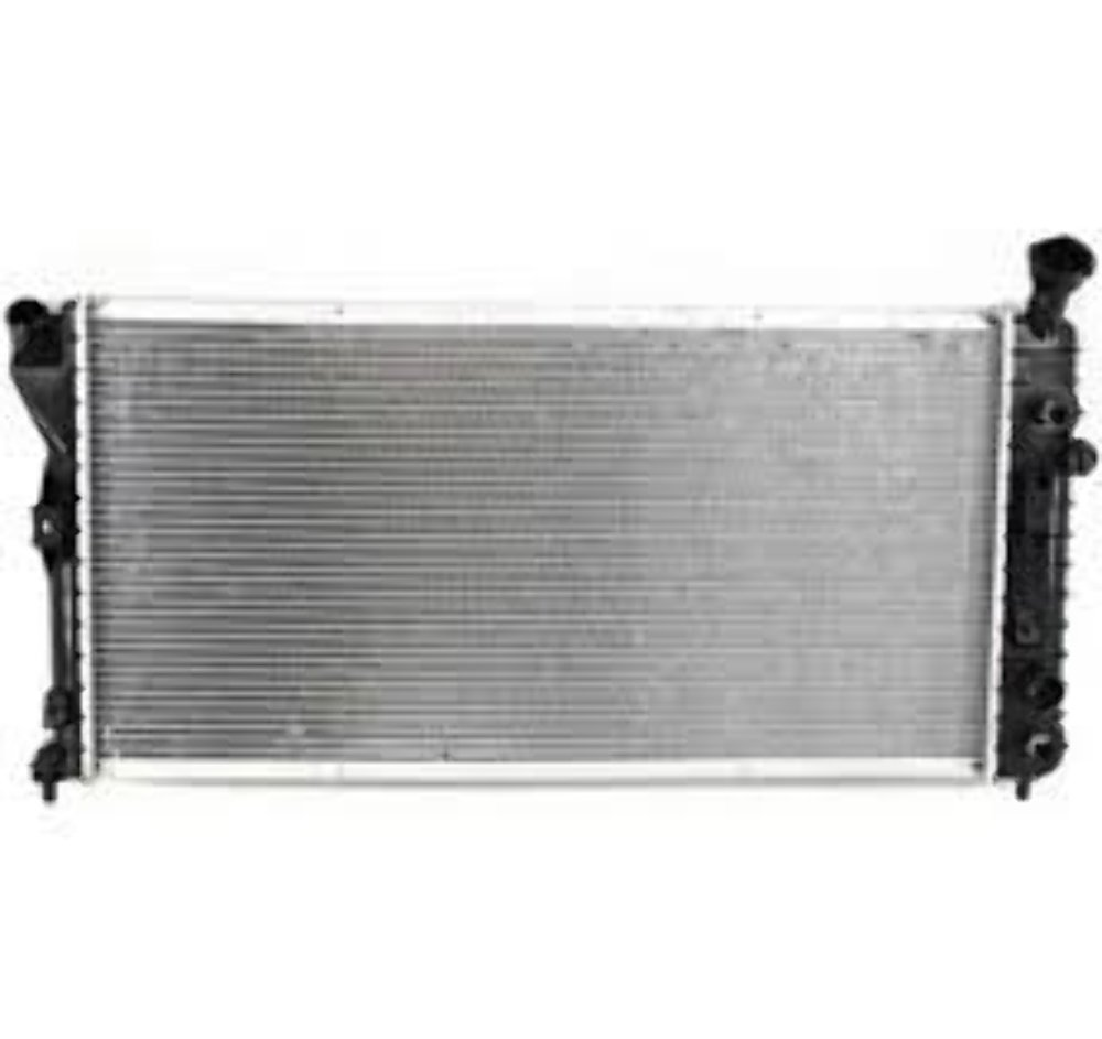 Chevrolet Monte Carlo Radiator Component Assembly Car Parts Diagram