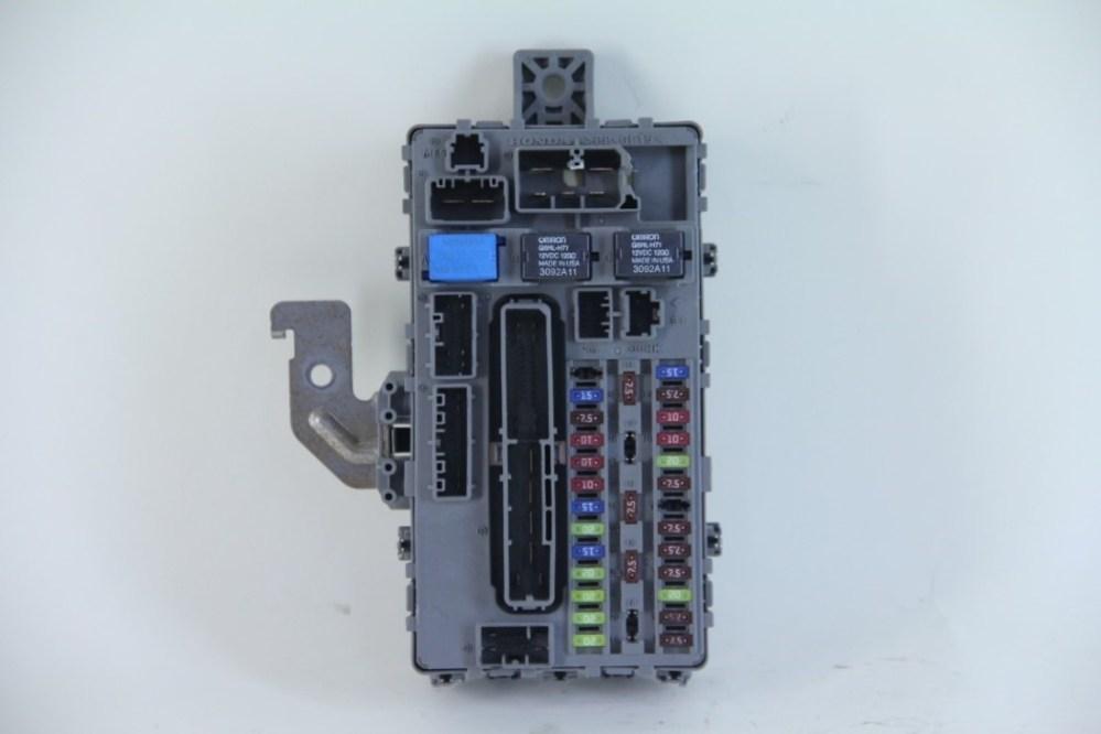 medium resolution of acura tl fuse box interior 121025 tk4 a020 oem 09 14 extreme auto parts