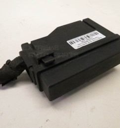 saab 9 3 12788777 secondary under hood fuse box on battery tray 03 04 05 06 07 extreme auto parts [ 1280 x 960 Pixel ]