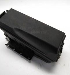 saab 9 3 sedan 03 05 under hood fuse relay box 2 0l 12800998 oem extreme auto parts [ 1280 x 960 Pixel ]