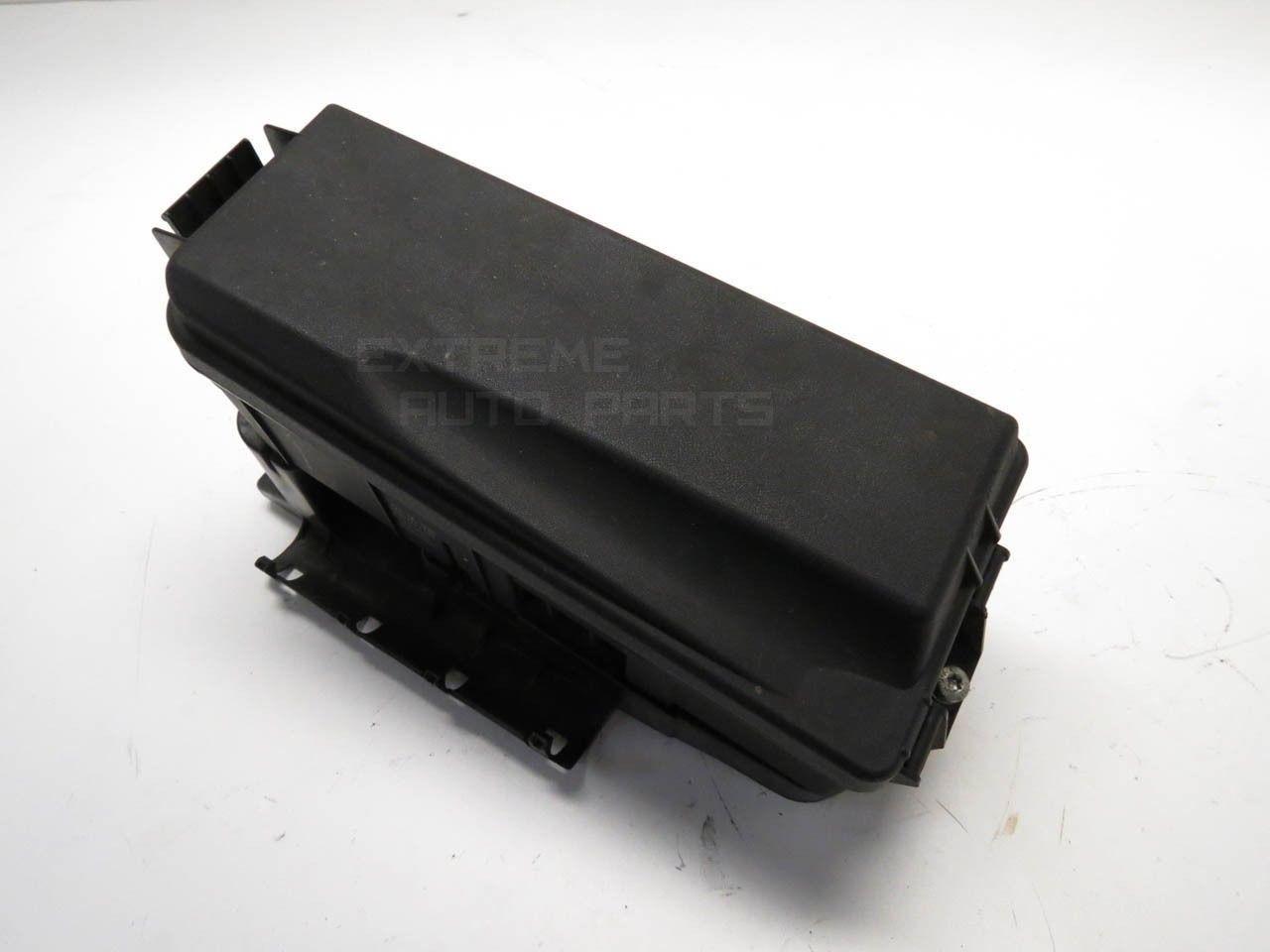 hight resolution of saab 9 3 sedan 03 05 under hood fuse relay box 2 0l 12800998 oem extreme auto parts