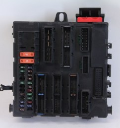 saab 9 3 03 06 interior fuse relay box in trunk 12801000 extreme auto parts [ 1100 x 733 Pixel ]