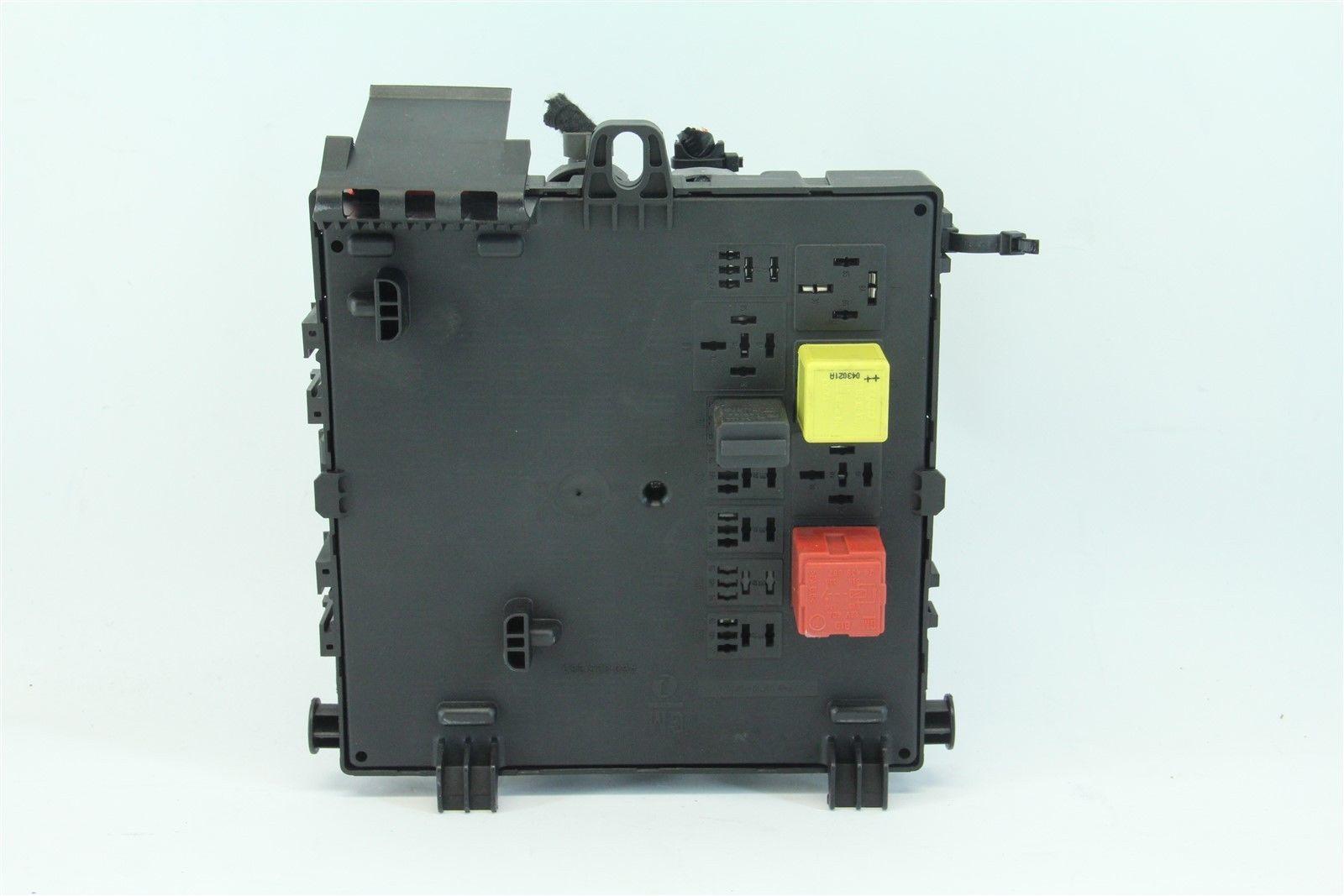 hight resolution of saab 9 3 interior rear fuse box 12805847 03 04 05 06 07