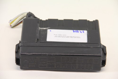 small resolution of infiniti g35 24381 c9900 small under hood front fuse relay box 03 04 05 06 07 08 extreme auto parts